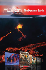 ScienceFusion  Student Edition Spanish Print/Online Bundle 7-year Module E: The Dynamic Earth-9780547851303