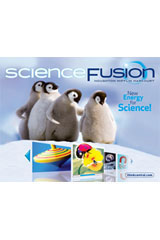 ScienceFusion with 1 Year Digital Student Edition Spanish Bundle Grade K-9780547851754