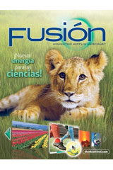 Fusión  Student Ed Spanish (Print)/ English & Spanish Online Bundle (1-year) Grade 1-9780547854700