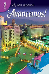 ¡Avancemos!  Homeschool Package Level 3-9780547858678