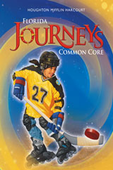 Houghton Mifflin Harcourt Journeys  Student Edition Grade 5-9780547861555