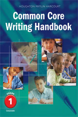 Journeys  Writing Handbook Student Edition Grade 1-9780547864471
