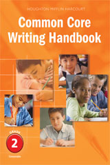 Journeys  Writing Handbook Student Edition Grade 2-9780547864495