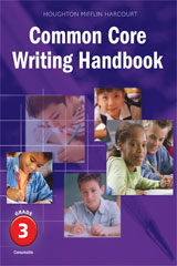 Journeys  Writing Handbook Student Edition Grade 3-9780547864518