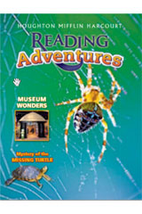 Journeys  Reading Adventures Student Edition Magazine Grade 4-9780547865829