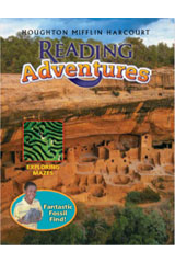 Journeys  Reading Adventures Student Edition Magazine Grade 5-9780547865836
