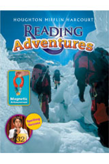 Journeys  Reading Adventures Student Edition Magazine Grade 3-9780547865843