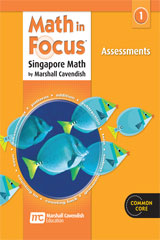 Math in Focus: Singapore Math  Assessment Grade 1-9780547875187