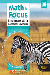 Math in Focus: Singapore Math  Student Edition, Book B Grade 5-9780547875347