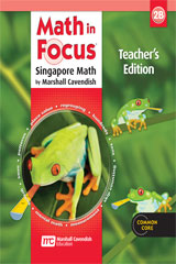 Math in Focus: Singapore Math  Teacher's Edition, Book B Grade 2-9780547875576