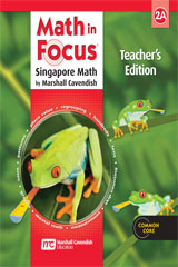 Math in Focus: Singapore Math  Teacher's Edition, Book A Grade 2-9780547875675