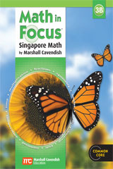 Math in Focus: Singapore Math  Student Edition, Book B Grade 3-9780547875743