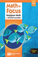 Math in Focus: Singapore Math  Student Edition, Book A Grade 1-9780547875828