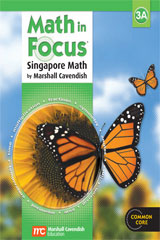 Math in Focus: Singapore Math  Student Edition, Book A Grade 3-9780547875842