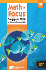Math in Focus: Singapore Math  Student Edition, Book B Grade 1-9780547876429
