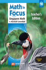 Math in Focus: Singapore Math  Teacher's Edition, Book B Grade 4-9780547876726