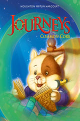 Journeys  Common Core Student Edition Volume 1 Grade 1-9780547885377