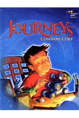 Journeys  Common Core Student Edition Grade 4-9780547885520