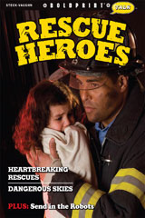 Steck-Vaughn BOLDPRINT Talk Teacher's Guide Rescue Heroes