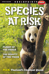 Steck-Vaughn BOLDPRINT Talk  Teacher's Guide Species At Risk-9780547887647