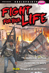 Steck-Vaughn BOLDPRINT Talk  Teacher's Guide Fight For Your Life-9780547887678