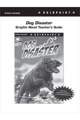Steck Vaughn BOLDPRINT Graphic Novels  Teaching Cards Dog Disaster-9780547887784