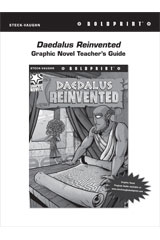 Steck Vaughn BOLDPRINT Graphic Novels  Teaching Cards Daedalus Reinvented-9780547887906