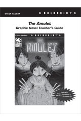 Steck Vaughn BOLDPRINT Graphic Novels  Teaching Cards The Amulet-9780547887999