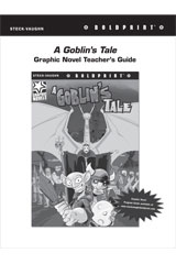 Steck Vaughn BOLDPRINT Graphic Novels  Teaching Cards A Goblin's Tale-9780547888125