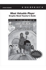 Steck Vaughn BOLDPRINT Graphic Novels  Teaching Cards Most Valuable Player-9780547888132