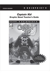 Steck Vaughn BOLDPRINT Graphic Novels  Teaching Cards Captain Kid-9780547888156