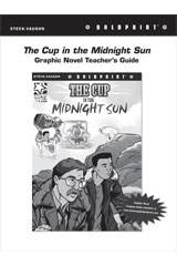 Steck Vaughn BOLDPRINT Graphic Novels  Teaching Cards The Cup in the Midnight Sun-9780547888392