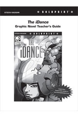 Steck Vaughn BOLDPRINT Graphic Novels  Teaching Cards The i-dance-9780547888408