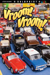 Steck-Vaughn BOLDPRINT Kids Anthologies Teacher's Guide Vroom! Vroom!