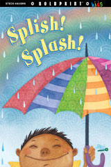 Steck-Vaughn BOLDPRINT Kids Anthologies Teacher's Guide Splish! Splash!