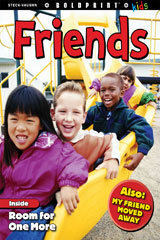 Steck-Vaughn BOLDPRINT Kids Anthologies Teacher's Guide Friends