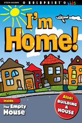 Steck-Vaughn BOLDPRINT Kids Anthologies Teacher's Guide I'm Home!
