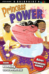 Steck-Vaughn BOLDPRINT Kids Anthologies  Teacher's Guide Princess Power-9780547888606