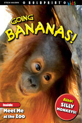 Steck-Vaughn BOLDPRINT Kids Anthologies Teacher's Guide Going Bananas!