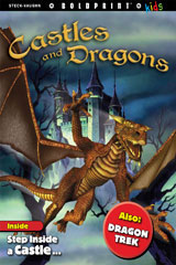Steck-Vaughn BOLDPRINT Kids Anthologies  Teacher's Guide Castles and Dragons-9780547888781