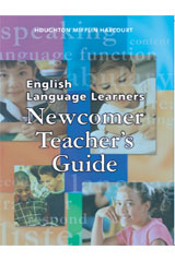 Journeys  ELL Newcomer Teacher's Guide Grades K-6-9780547893334
