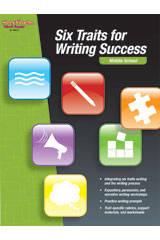 Six Traits for Writing Success  Reproducible Middle School-9780547893563