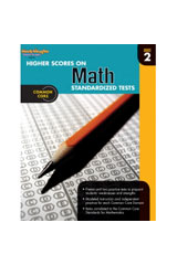 Higher Scores on Standardized Test for Math  Reproducible Grade 2-9780547898223