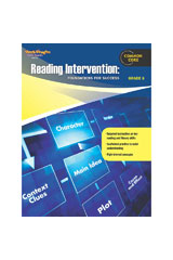 Reading Intervention: Foundations for Success  Reproducible Grade 8-9780547898384