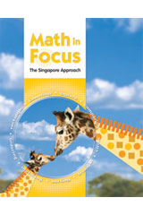 Math in Focus: Singapore Math Student Edition eTextbook ePub 6-year Grade K