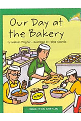 Journeys Leveled Readers  Individual Titles Set (6 copies each) Level H Level H Our Day at the Bakery-9780547900049