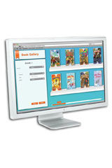 HMH Leveled Readers 6 Year Online Bookshelf Grades 3-5-9780547904528