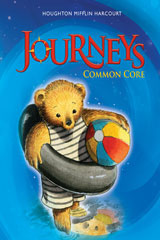 Journeys Common Core Student Edition Volume 1 Grade K