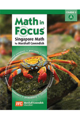 Math in Focus: Singapore Math Student Edition eTextbook ePub 6-year Course 2