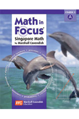 Math in Focus: Singapore Math Student Edition eTextbook ePub 6-year Course 3